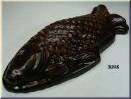 Napfkuchen Fisch m. Schokoguss