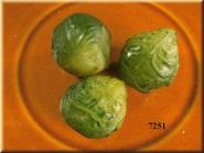 Brussels sprouts ( 3 pcs. )