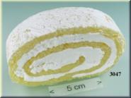 Zitronen-Roulade