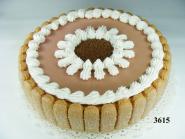 Löffelbisquit-Torte