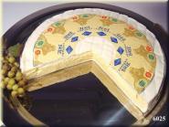 Landsby Brie, angeschnitten