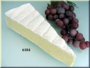 a piece of  cheese Tortenbrie