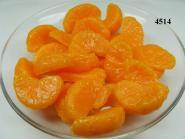 Mandarinen - Stücke ( 24 Stück)