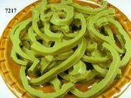 Paprikastreifen  grün