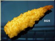 Scampi fritiert