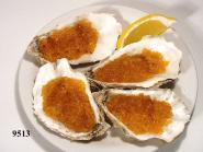 panierte Austern