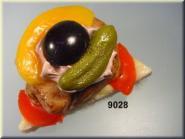 Filet-Schnitte