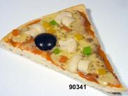 Pizza-Stück Champignon/Olive