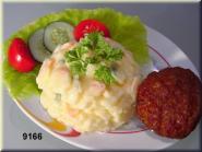 Frikadelle m. Kartoffelsalat o.T.