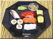 Sushi-Menü 1 o.Teller
