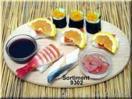Sushi-Menü 2 o.Brett