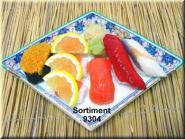 Sushi-Menü 4 ( ohne Platte)