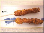Schweinefleisch-Spießchen (2 Stück)