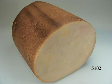 Schinken gekocht angeschnitten