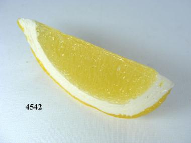 Zitronenspalte