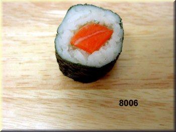 Maki-Sushi m.Lachs