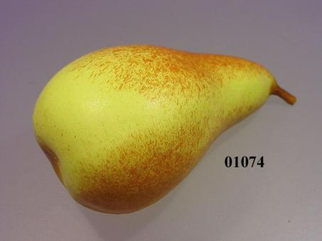 pear yellow/red large