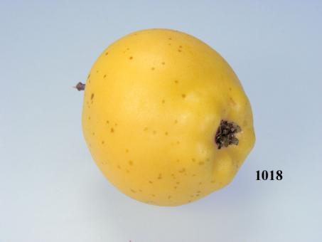 Glockenapfel gelb