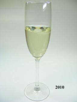 Sekt (echtes Glas)