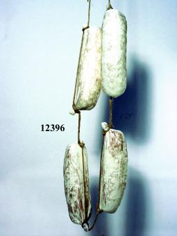 sausages chain white