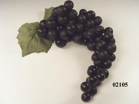 Weintraube groß blau-schwarz
