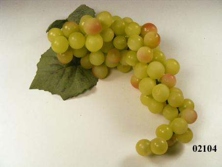 Weintraube groß gelb