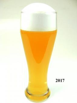 Weißbierglas 0,3 Ltr (echtes Glas)