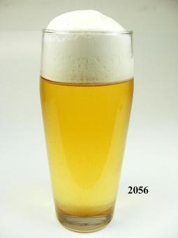 Bierglas 0,5 Ltr (echtes Glas)