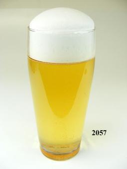 Bierglas 0,4 Ltr (echtes Glas)