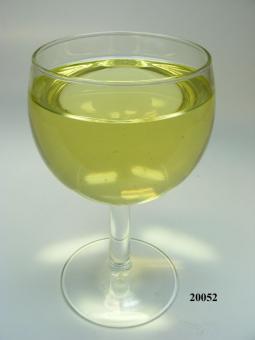 Weißwein-Glas kurzstielig (echtes Glas)