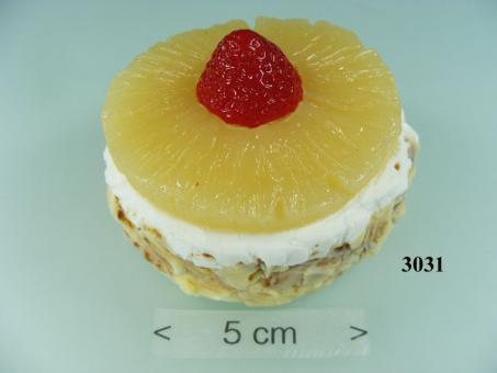 Ananas-Dessert