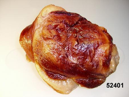 grilled knuckle of pork, big