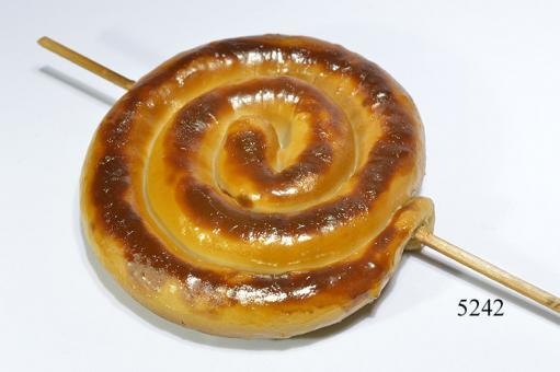 roast sausage spiral