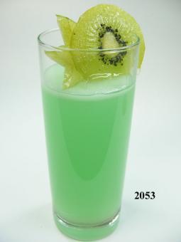 Kiwi-Shake (echtes Glas)
