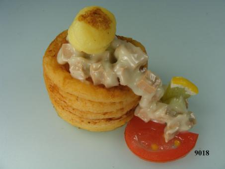Königin-Pastetchen
