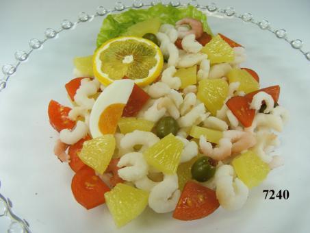 Krabben-Salat