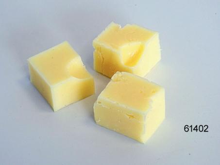 Emmentaler Käse-Würfel ( 3 Stück)