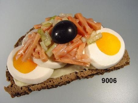 Eier-Brot