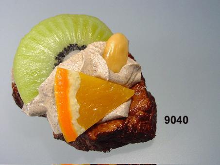 Filet  mit Kiwi