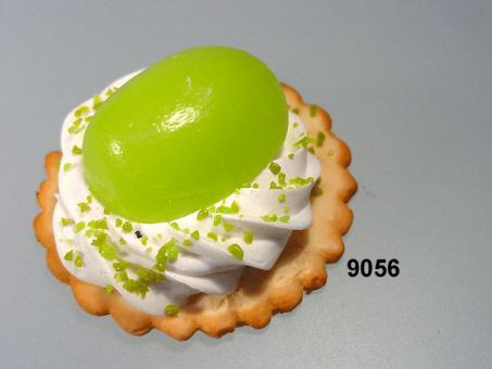 Kräcker  mit Traube grün