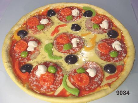 Pizza  gross