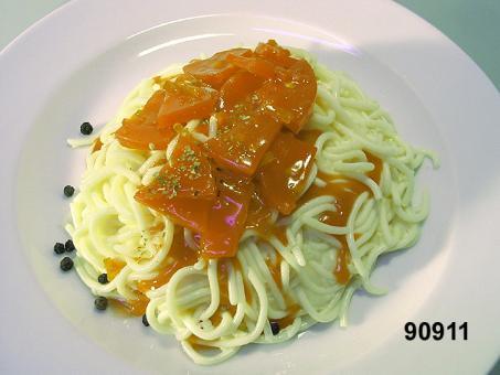 Spaghetti m. Tomatensauce