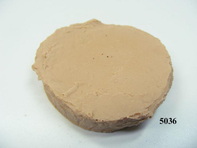Leberwurst-Scheibe