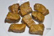 Fleischstücke gebraten ( 100 gr )